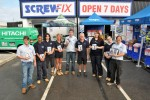 Client: Screwfix